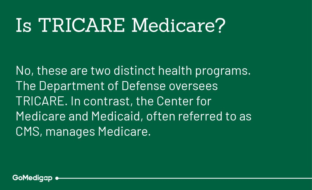 Can I Have Tricare For Life And Medicare Gomedigap